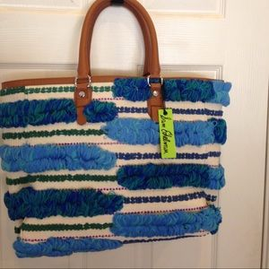 HOST PICK!! NWT -Sam Edelman Beach Tote w/Leather